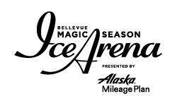bellevue magic season ice arena logo